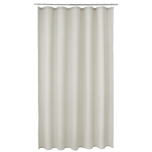 Image of Cooke & Lewis Cecina Mastic Waffle Shower curtain (L)1800mm