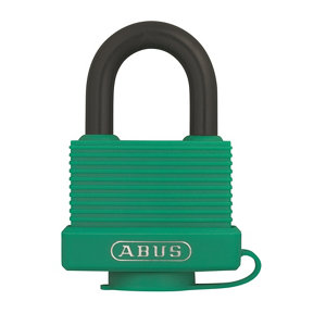 Image of Abus Marine Solid brass Cylinder Open shackle Padlock (W)45mm