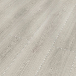 Image of Classen Milano Grey Oak effect Laminate flooring 1.49m² Pack