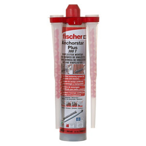 Image of Fischer 540035 3 piece Resin polyester Set 300ml