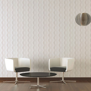 Image of As Creation Life 4 Beige & cream Retro 3D effect Textured Wallpaper