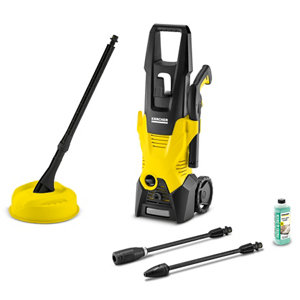 K�rcher K3 Home Corded Pressure washer 1.6kW