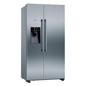 Neff KA3923IE0G American style Freestanding Fridge freezer