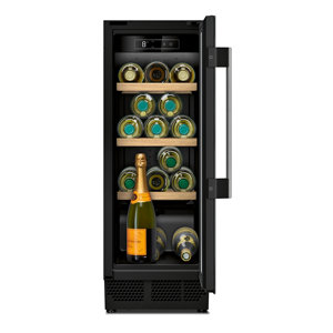 Neff KU9202HF0G Black 21 bottles Wine cooler