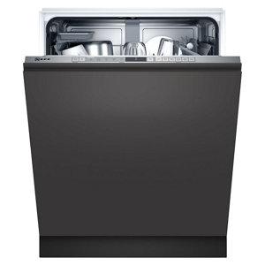 Neff S153HAX02G Integrated White Full size Dishwasher