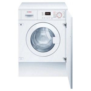 Bosch WKD28352GB White Built-in Condenser Washer dryer  7kg/4kg