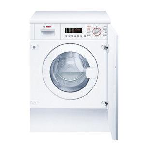 Bosch White Built-in Condenser Washer dryer  7kg/4kg