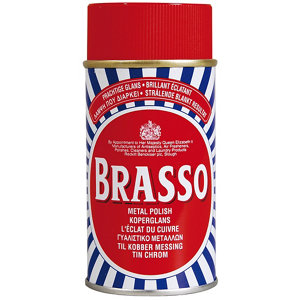 Image of Brasso Brass polish 0.15L Can