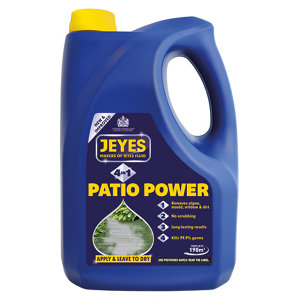 Image of Jeyes 4-in-1 patio power Patio cleaner 4L Bottle