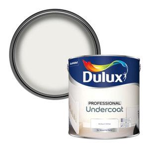 Dulux Professional White Metal & wood Undercoat  2.5L
