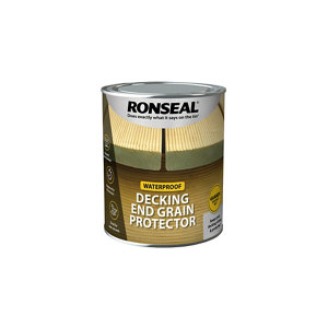 Ronseal Clear Decking Protector 750ml