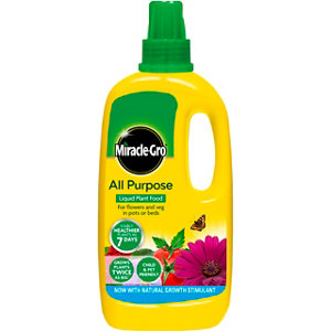 Image of Miracle Gro All purpose Liquid Plant feed 1L