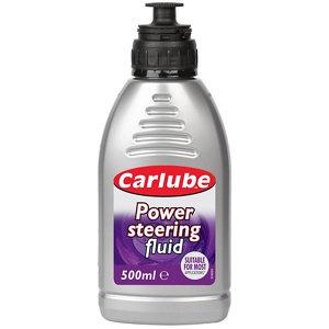 Image of Carlube Power steering fluid 500ml Bottle
