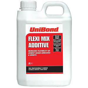 UniBond Grout & adhesive additive  2L Jerry can