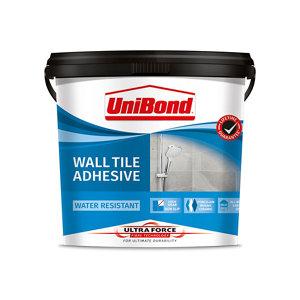 UniBond UltraForce Ready mixed Beige Tile Adhesive  6.9kg