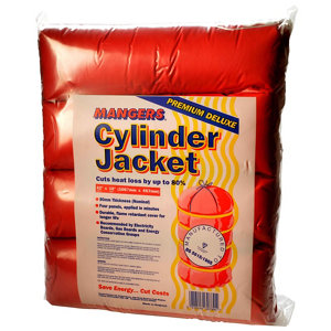 Image of Mangers 4 piece Cylinder Water tank jacket (H)1067mm (W)450mm (T)80mm