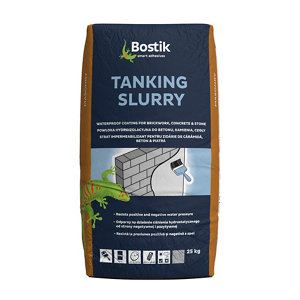 Bostik Tanking slurry  25000L Bag
