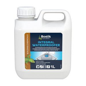 Bostik Yellow Integral waterproofer  1L Jerry can