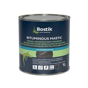 Image of Bostik Black Bituminous mastic 1L