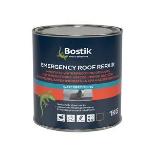 Image of Bostik Emergency Black Roofing waterproofer 1L