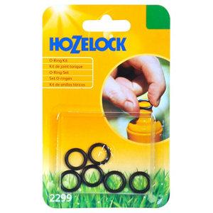 Image of Hozelock Black Hose repair connector