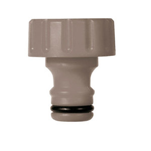Image of Hozelock Grey Hose pipe connector