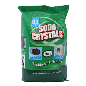 Image of Dri-pak Clean & natural Soda crystals 1000g