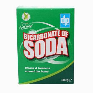 Image of Dri-pak Clean & natural Bicarbonate of soda 500g