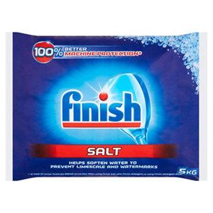Image of Finish Water softener salt