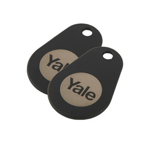 Image of Yale P-YD-01-CON-RFIDT-BL Intruder alarm tag Pack of 2