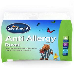 Image of Silentnight 10.5 tog Anti-allergy Single Duvet