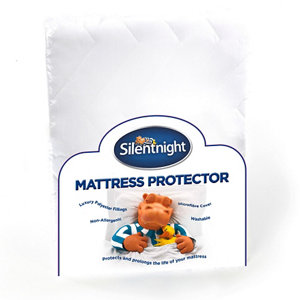 Image of Silentnight Single Mattress protector
