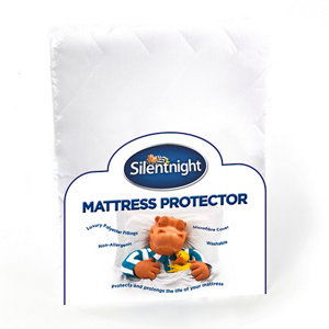 Image of Silentnight Double Mattress protector