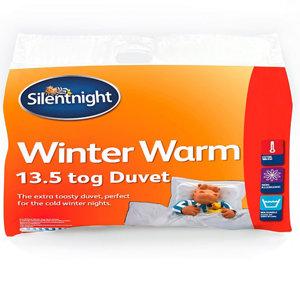 Image of Silentnight 13.5 tog Winter warm Single Duvet