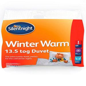 Image of Silentnight 13.5 tog Winter warm King Duvet