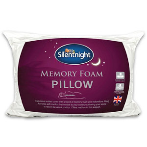 Image of Silentnight Medium Hypoallergenic Pillow