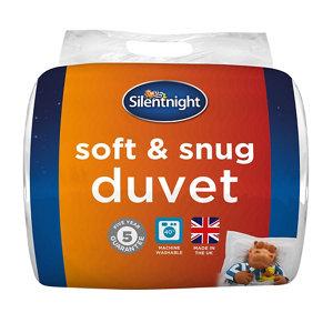 Image of Silentnight 13.5 tog Soft & Snug Single Duvet