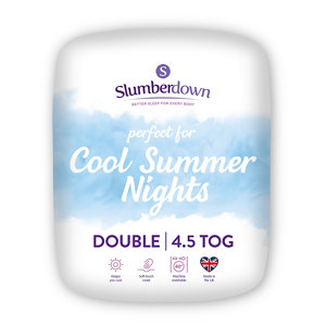 Image of Slumberdown 4.5 tog Summer Cool Double Duvet
