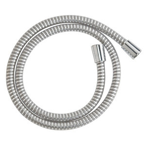 Image of Mira Response Chrome effect Plastic Shower hose (L)1.25m