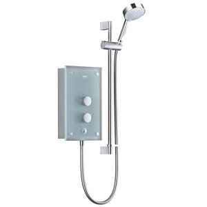 Image of Mira Azora White Electric Shower 9.8kW