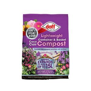 Image of Doff Coco Coir Compost 15L