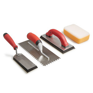 Image of Marshalltown 4 Piece Tiling kit