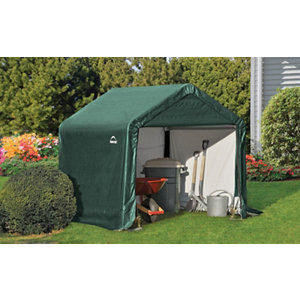 Shelterlogic 6x6 Apex Plastic Shed