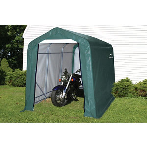 Shelterlogic 10x6 Apex Plastic Shed
