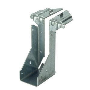 Image of Expamet Galvanised Steel Joist hanger (H)150mm (W)50mm