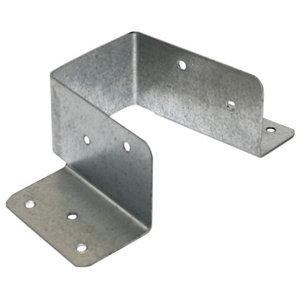 Image of Expamet Galvanised Steel Joist hanger (W)50mm Pack of 10