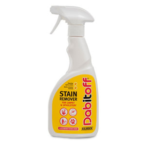 Image of Kilrock Dabitoff Carpet stain remover 500ml