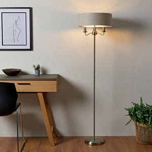 Image of Aryshire Nickel effect Floor light