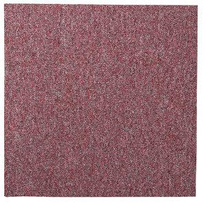 Colours Mallow Carpet tile  (L)500mm