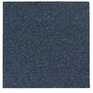 Image of Colours Cornflower Carpet tile (L)500mm